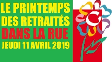 Printemps des retraits